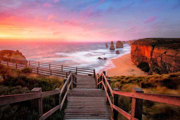 Twelve Apostles Walking Expedition
