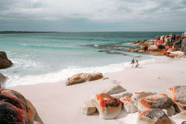 Bay of Fires Lodge 'Life Coach' Walk