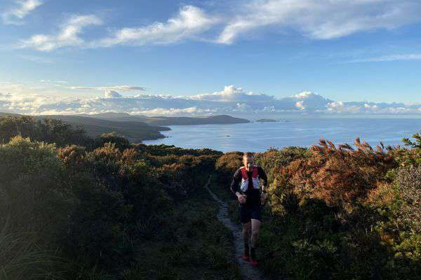 Find Your Feet's Bruny Island Trail Running Workshop