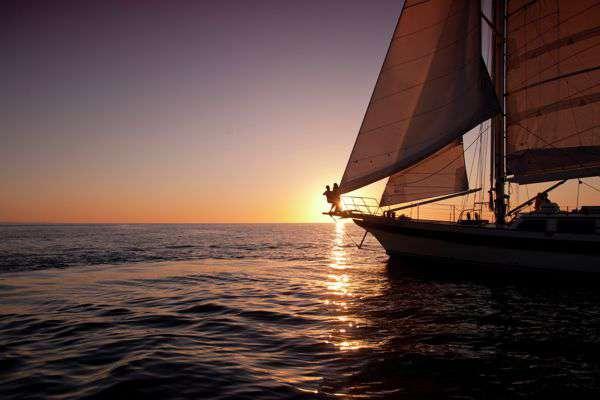 海风的海风,用沙伦·卡曼